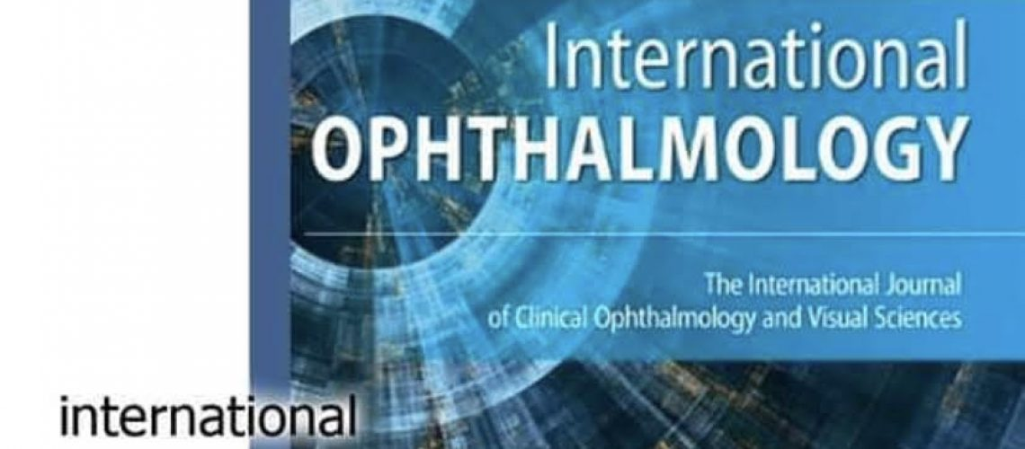 International-Ophthalmology